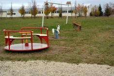 Nové dětské hřiště