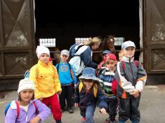 Výlet Klokočov 2011