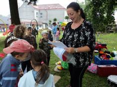Rozloučení s předškoláky 2013