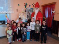 Vánoce a Mikuláš 2012