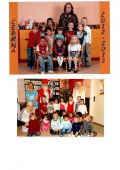 skupinové fotografie