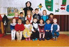 Školní rok 2002-2006