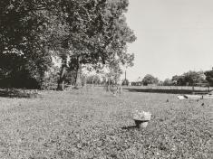 Exteriér a interiér školky v roce 1984